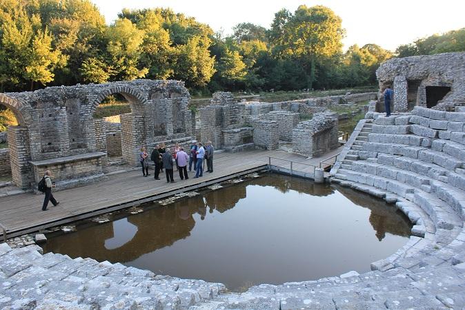 Parcul arheologic Butrint