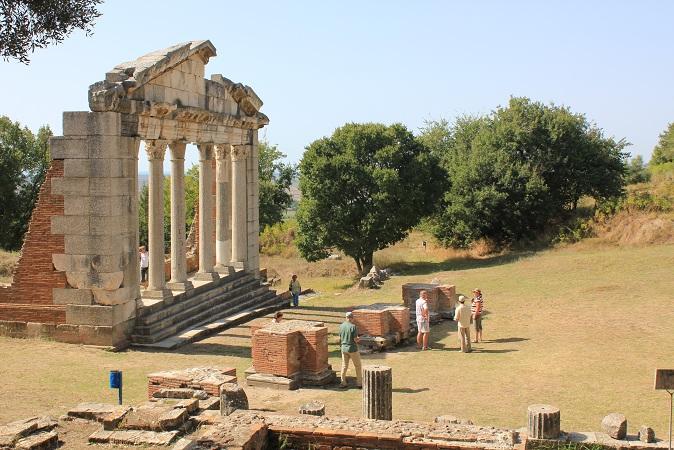 Parcul arheologic Apolonia