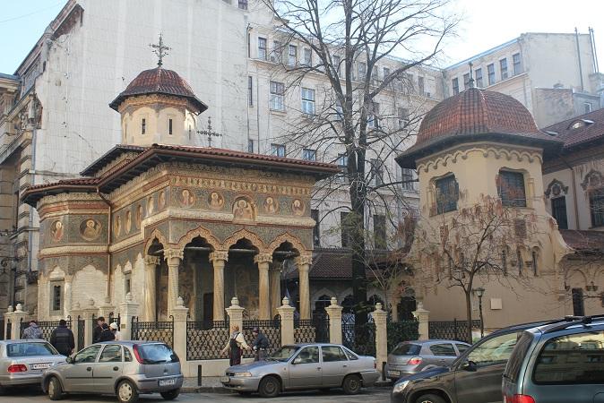Mânăstirea Stavropoleos