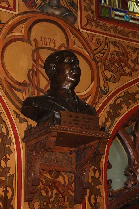 Nicolae Mircea, fondatorul Carului cu Bere