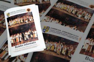 Buletin Consiliul Judetean Cluj