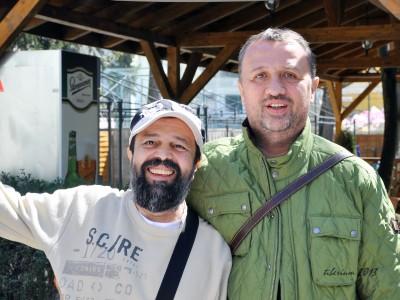 Cu Gyuri, pe Pavlov, la plecare, după o oră și mai bine de povești