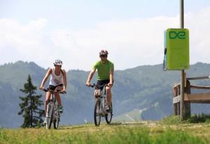 E-Biken in der Region Hochkönig (2)