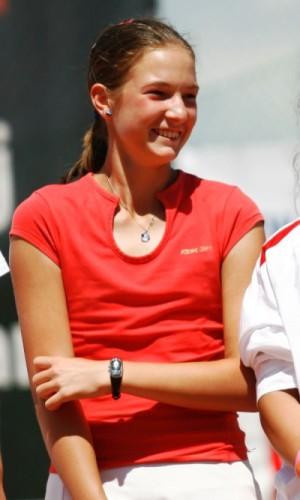 Ilka Csoregi, speranța Clujului pentru Roland Garros