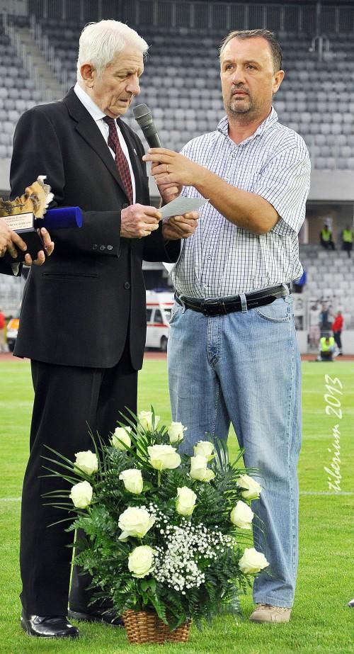 Remus Cimpeanu a primit pe 13 mai titlul de Cetatean de Onoare al judetului Cluj