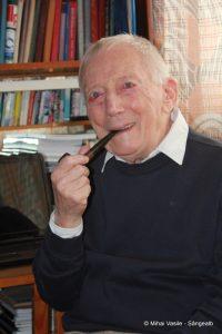 Walter Kargel la aproape 90 de ani