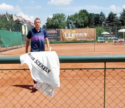 Andras Szekely mai are un pas de făcut pînă să ajungă pe tablou