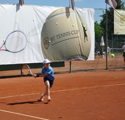Bogdan Bârsan, celălalt îndrăgostit de tenis