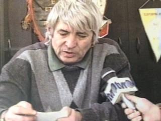 Dan Anca, de care ne este foarte dor.  Foto: arhiva Puiu Banu