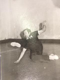 Ionel Banu, în acțiune: gol din plonjon (ca să nu ziceți că nu avem și faze spectaculoase).