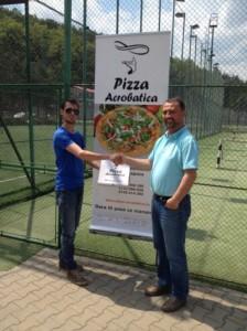 Pizza Acrobatica e aproape de competițiile școlare