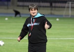 O poză recentă cu Vasile Dobrău, antrenor cu rezultate foarte bune în Kuweit