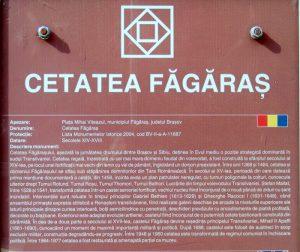 Istoric Cetatea Făgăraș