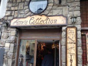 E frumos la Anne, magazinul are ceva...