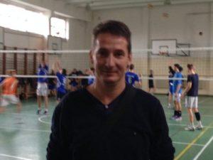 Călin Cotuțiu, antrenorul celor de la CSS Viitorul Cluj