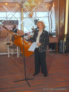 Premiul Eveniment: Eva GLIGOR, director general al firmei Atlantic Tour