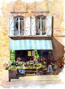 flower shop b
