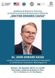 JEH - Doctor Honoris Causa