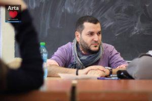 Andrei Crăciun.  Sursa foto: pagina facebook Andrei Crăciun