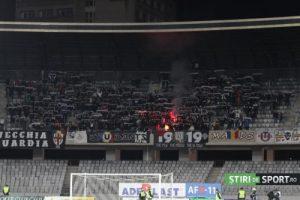Suporterii lui U. Fără ei ar fi mult mai greu... Foto: www.stiridesport.ro