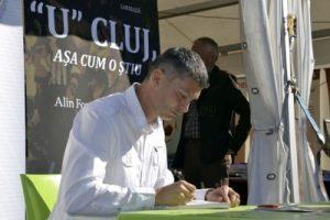 Alin Fornade.  Foto: www.monitorulcj.ro
