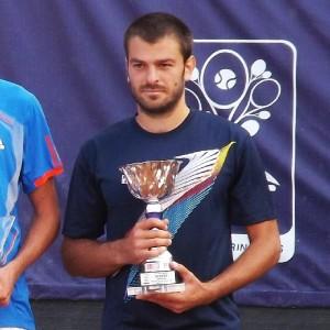 Alexandru Carpen.  Sursa foto: www.opentenis.ro