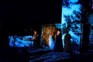 Patricia Capdevielle si Eric Baron.  Foto: Radu Pădurean