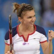 Simona Halep.  Foto: www.wonderful-romania.com