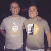 Împreună cu Dan Rusu, founder-Tricoultura