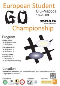 campionat european de Go