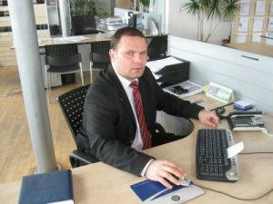 Omul de birou
