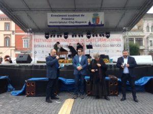 Tudor Sălăgean, Sebastian Moga, Irina Petraș și Vasile G.Dâncu