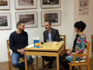 Mihai Mateiu, Mihnea Măruță și Karin Budrugeac