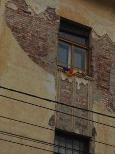 Casa cu steag