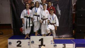 Sportivii de la Voința, rezultate bune la karate