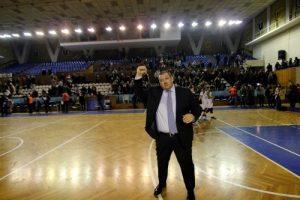 Dragan Petricevic, omul care a respectat întotdeauna publicul clujean. Foto: Dan Bodea