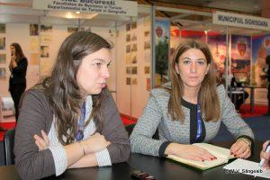 Talida Kozma și Karin Lachner