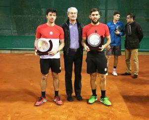 Jecan și Antonescu, cu titlul de la Murcia.