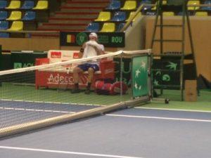 Adrian Ungur trage tare la antrenamente