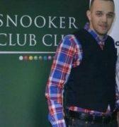Doru Abrudan, managerul Snooker Club Cluj