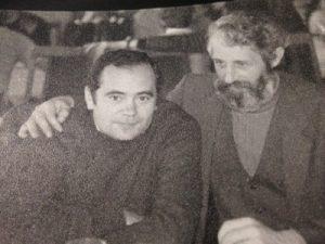 Ionel Banu, alături de Octavian Dohotaru, cel despre care spune că i-a marcat decisiv viața din punct de vedere profesional.