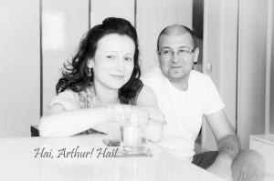 Simina și Arthur