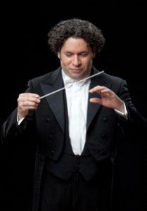 Gustavo Dudamel Foto: http://www.wienerphilharmoniker.at/