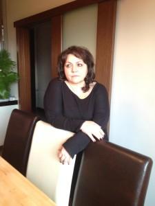 Daniela Maier, vicepreședintele Ordinului Arhitecților, filiala Transilvania, coordonator Scena Urbană