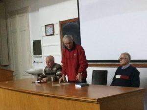Dinu Mititeanu (centru), Mihai Ogrinji (stînga), Mihai Vasile (dreapta)