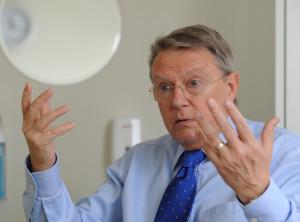 Prof. Dr. Nicolae Hancu, medic nutritionist