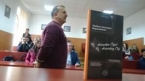 Vladimir-Alexandru Bogosavlievici, profesor de istorie