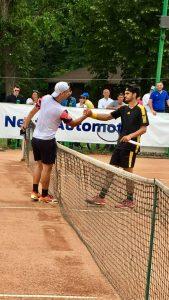 Dragoș Dima joacă azi pentru un loc în finala din Ungaria