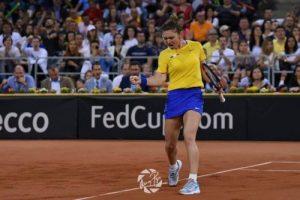 Simona Halep domină în continuare clasamentul WTA