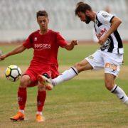 Gavra, două goluri și alte multe ocazii azi... Foto: Dan Bodea-Transilvania reporter